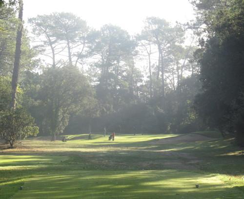 Hossegor golf de photo golf golfp dia for Paysagiste anglais celebre
